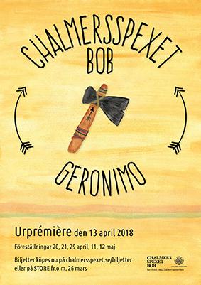 Chalmersspexet Bob 2016